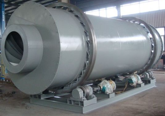 Rotating Drum Dryer With Good Price And Quality Sunco