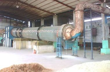Cow Dung Dryer Machine, Cow Manure Dryer,