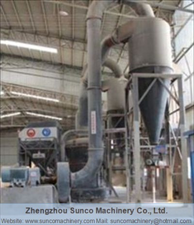 Raymond Mill for grinding calcium carbonate, Raymond Mill