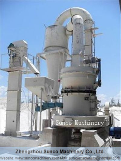 Marble Powder Production Line, Marble Mill, Raymond Mill