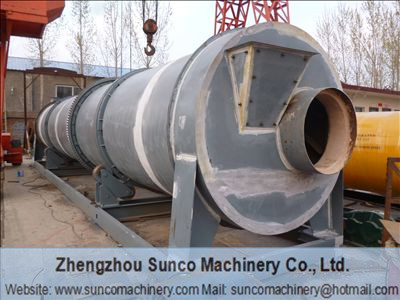 NEW FEATURES OF TRIPPLE PASS ROTARY DRYER BY SUNCO MACHINERY