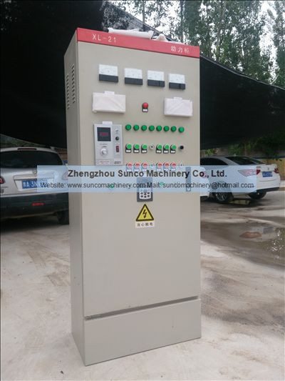 Electric Control Panel for Chicken Manure Drying Plant