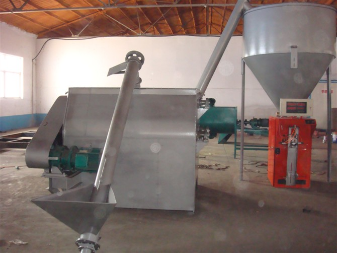 Dry Powder Packing Machine for dry mortar, Dry Powder Filling Machine