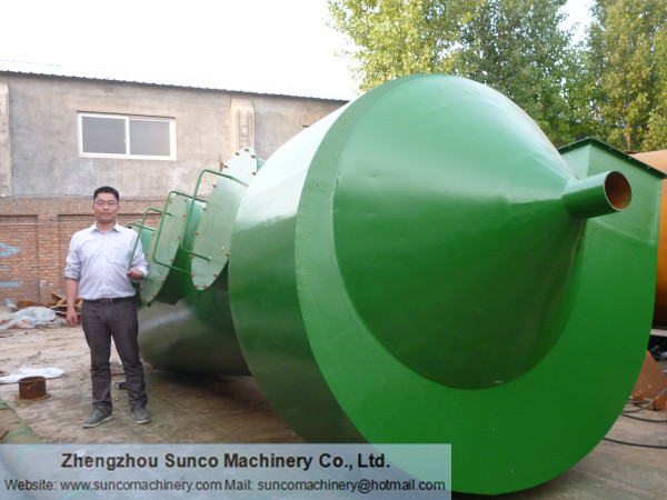 Workshop of Sunco Machinery 22