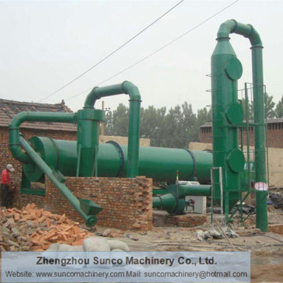 chicken manure dryer, chicken manure drying machine, drying chicken manure
