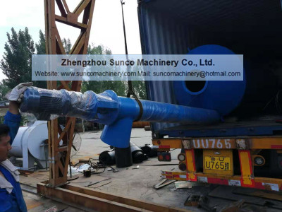 Indonesia chicken manure dryer, chicken manure drying machine, poultry manure drying machine